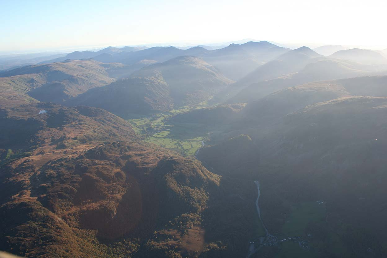 Borrowdale and Central Fells