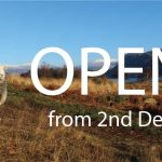 Open from 2nd Dec